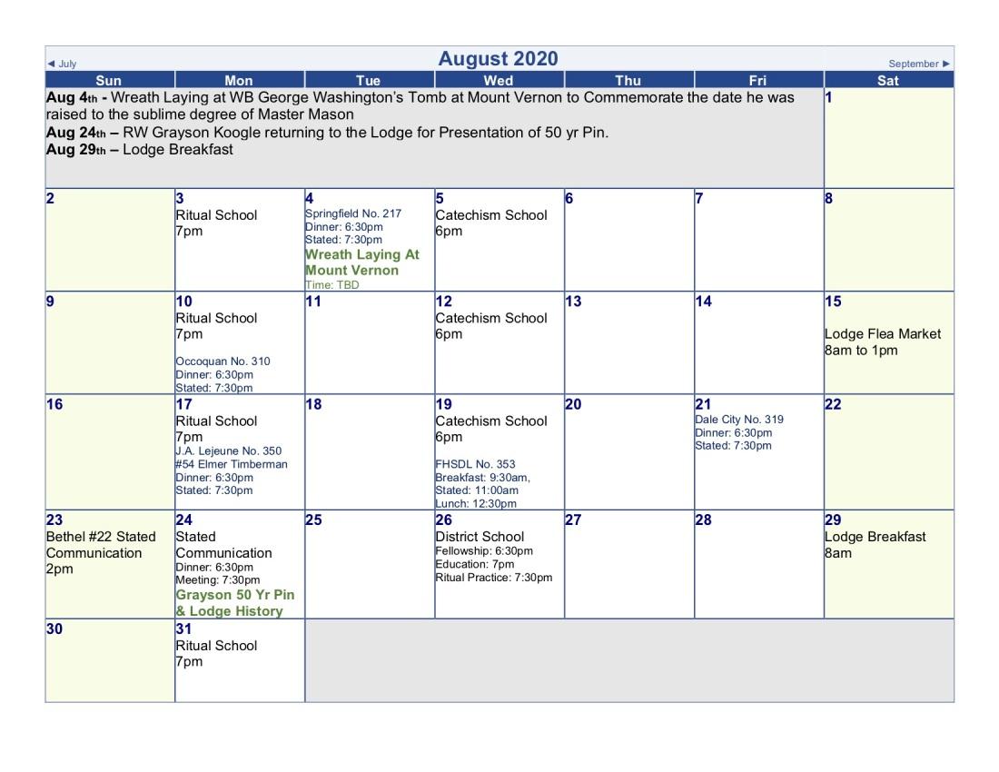 2020-Lodge Calendar (aug)