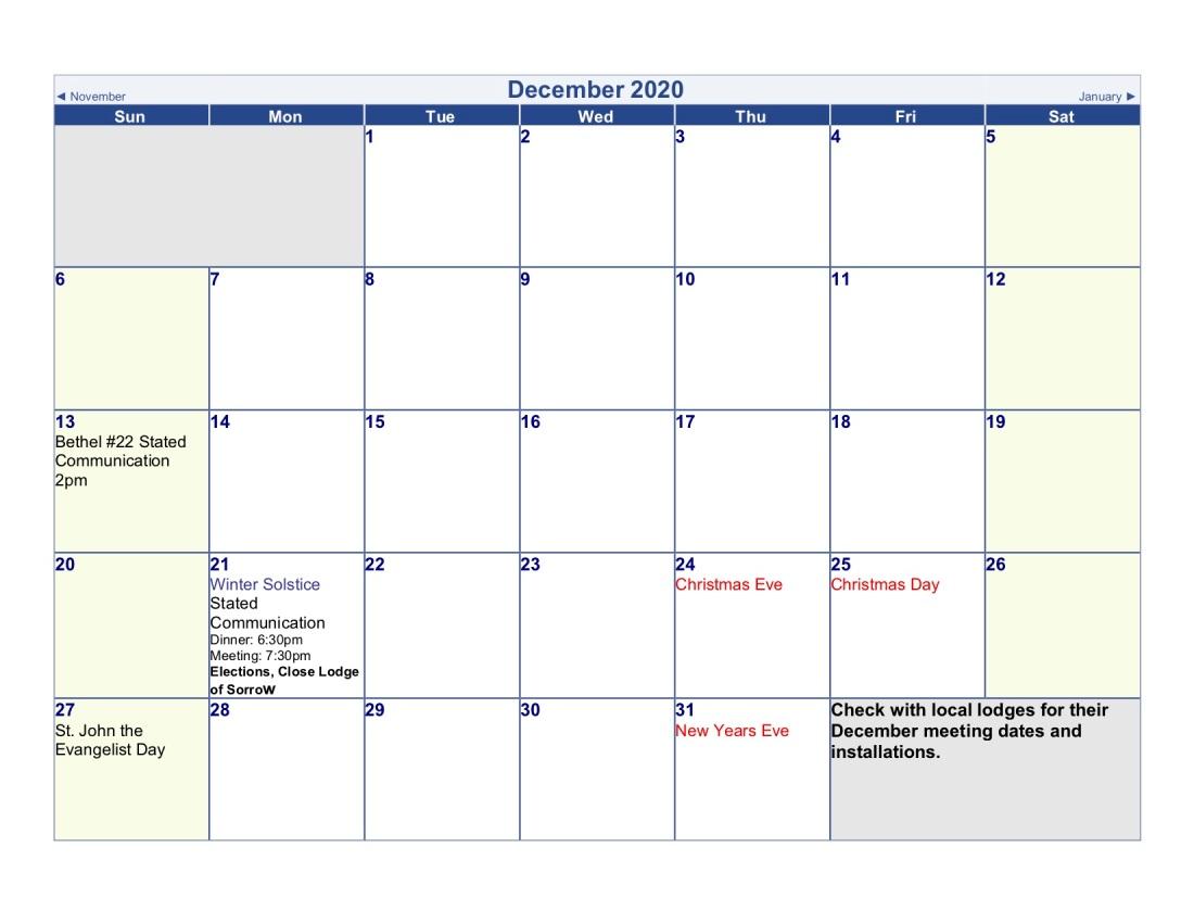2020-Lodge Calendar (dec)